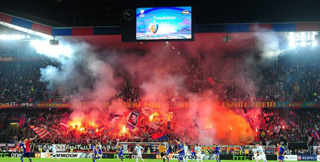 FÚTBOL: Europa League. FC Basel – Red Bull Salzburg. (14/03/14)