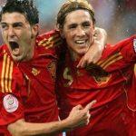 MUNDIAL 2014. Máximo goleador de España
