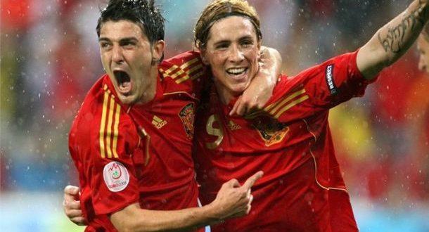 MUNDIAL 2014: Máximo goleador de España