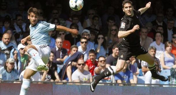FÚTBOL: Liga BBVA. Celta de Vigo – Real Sociedad (13/09/14)