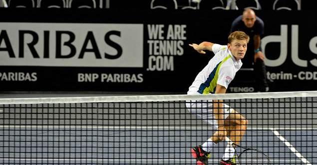 TENIS: ATP Metz. Combinada Monfils (2-0) + Goffin (20/09/14)