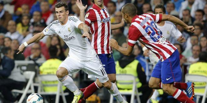 FÚTBOL: Liga BBVA. Real Madrid – Atlético de Madrid (13/09/14)