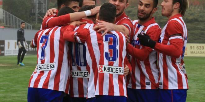 FÚTBOL: 2ª División B (Grupo 2). Conquense – Atlético de Madrid B (14/09/14)