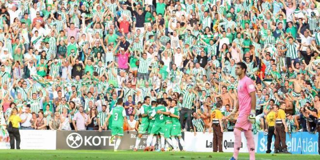 FÚTBOL: Liga Adelante. Girona – Real Betis (21/09/14)