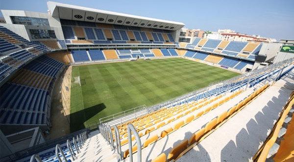 FÚTBOL: Liga BBVA / 2B (grupo 4). Combinada Real Madrid + Cádiz CF (05/10/14)