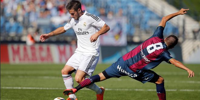 FÚTBOL: 2ªB (grupo 2). Real Madrid Castilla – UB Conquense (16/11/14)