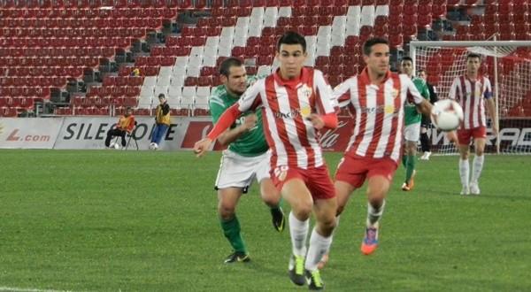 FÚTBOL: Segunda División B (Grupo 4). Almería B – Villanovense (21 ...