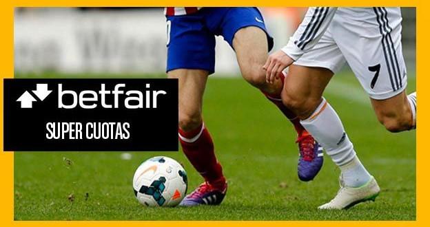 SUPERCUOTAS BETFAIR: Real Madrid gana al Getafe a cuota 5!!!!