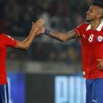 Chile, una de las favoritas al título