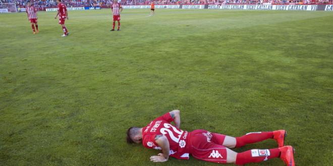 Girona FC decepción