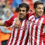Sporting de Gijón gol