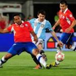 Argentina y Chile disputarán la final
