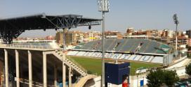 El Camp d'Esports, el terreno de juego del Lleida
