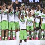 El Wolfburgo ganó la Supercopa alemana