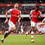Giroud, el 9 del Arsenal