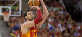 Pau Gasol, jugador de Chicago Bulls y España
