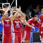 Selección de baloncesto de Croacia