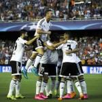 El Valencia es de Champions