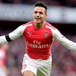 Alexis Sánchez será el 9 del Arsenal para esta jornada de Champions League