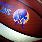 Balón del EuroBasket 2015 con su logo