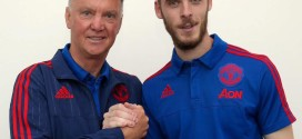 De Gea renueva Manchester United