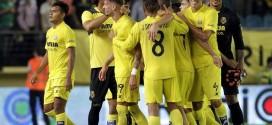 El Villarreal ha empezado a un nivel espectacular