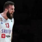 Miroslav Raduljica, jugador de baloncesto serbio