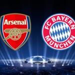 Arsenal y Bayern se enfrentan en la tercera jornada de la Champions League