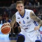 Arvydas Siksnius, nuevo jugador del Neptunas Klaipeda