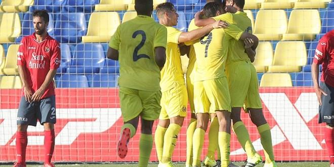 El Villarreal B ha empezado la temporada intratable