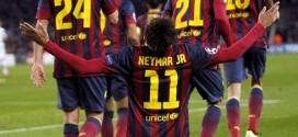 Neymar, sin Leo Messi, debe asumir todavía más galones en el terreno de juego.