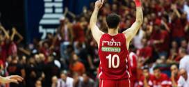 Yotam Halperin, jugador del Hapoel Jerusalem