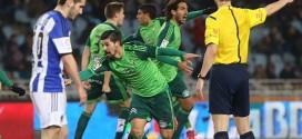 Real Sociedad - Celta, partido muy abierto