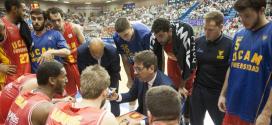 Fotis Katsikaris, entrenador del UCAM Murcia