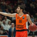Guillem Vives, base del Valencia Basket
