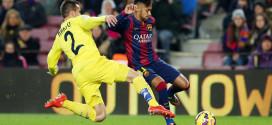 Neymar está cogiendo las riendas del equipo sin Messi en el campo