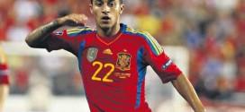 Thiago manejará la batuta en el centro del campo en el amistoso contra Inglaterra