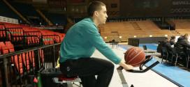 Bamforth, jugador del Baloncesto Sevilla