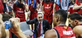 Casadevall, entrenador CAI