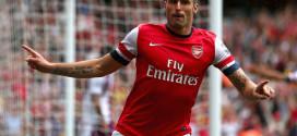 Giroud es la referencia ofensiva del Arsenal