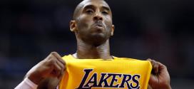 Kobe Bryant, jugador de Lakers