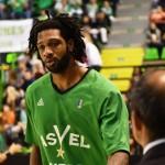 Watkins, interior del ASVEL Basket