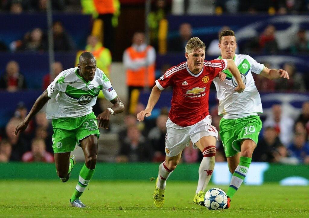 Wolfsburgo - Manchester United