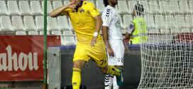 David Rodríguez, el hombre gol del Alcorcón