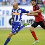 Gaizka Toquero es el máximo goleador del Alavés