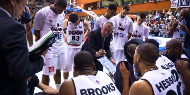 LNB y FIBA Europe: Dijon – Nancy / ASVEL – Krka