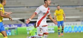 Javi Guerra es el hombre gol del Rayo esta temporada