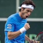 ATP Doha: Leonardo Mayer vs Pablo Andujar