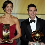 Messi Balon de Oro