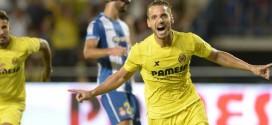 Soldado quiere volver a ser decisivo para el Villarreal